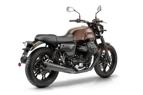 7. Moto Guzzi V7 III Stone 2019 (giá: 8.905 euro).