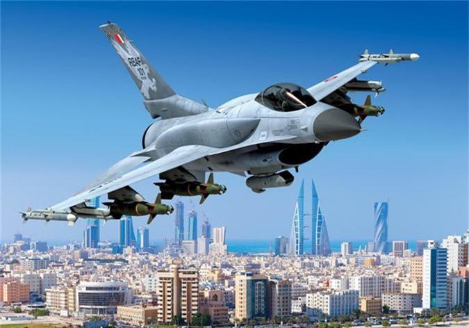 """May bay MiG-29 """"bat chot"""" o Dong Au, nhuong cho cho F-16-Hinh-6"""