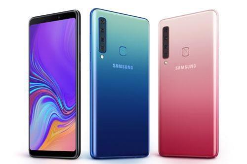 Samsung Galaxy A9 2018.