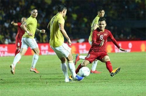 Đội tuyển Việt Nam chỉ có 4 ngày để chuẩn bị cho trận đấu với Thái Lan tại sân khách