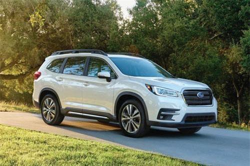 Dành cho gia đình xe crossover: Subaru Ascent.