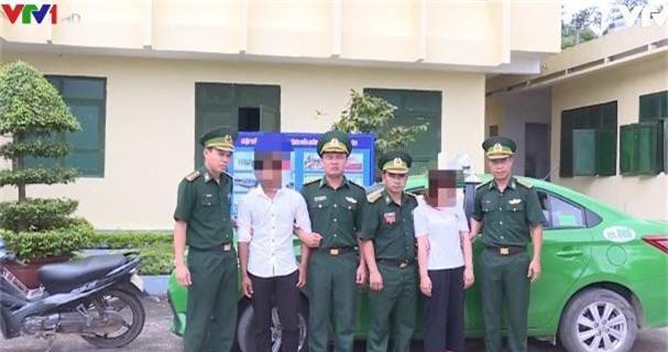 Quảng Ninh: Bắt 2 đối tượng buôn bán trẻ em sang Trung Quốc - Ảnh 1.