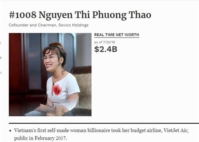 Ty phu Pham Nhat Vuong bo tui them 1 ty USD sau 6 thang dau nam 2019 hinh anh 2