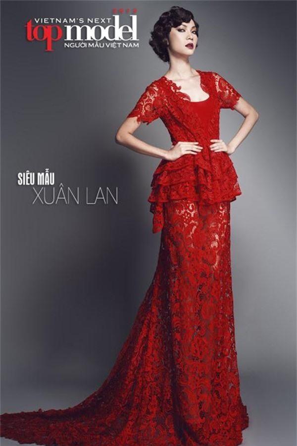 Cô từng làm host cho chương trình VietNams Next Top Model.