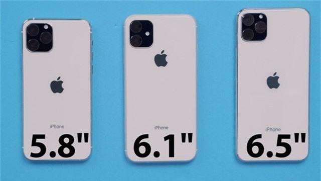 iPhone 2019 sẽ là phiên bản đáng thất vọng nhất - Ảnh 1.