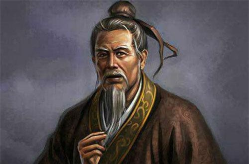 Ông là cao nhân chỉ điểm cho Lưu Bị trận Di Lăng, nhưng cũng như Gia Cát Lượng, Bị không nghe và chuốc lấy tai hoạ. (Ảnh: Qua Sohu.com).