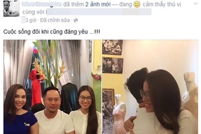 Loat on ao cua Pham Huong tu khi buoc chan vao lang giai tri-Hinh-6