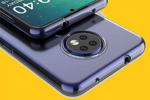 Hình ảnh rò rỉ của Nokia 7.2.