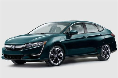 2. Honda Clarity Plug-In Hybrid 2019.