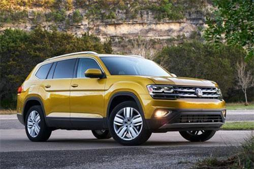 8. Volkswagen Atlas 2019.