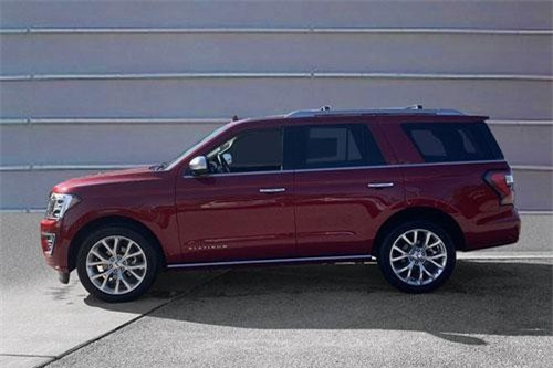 9. Ford Expedition 2019.