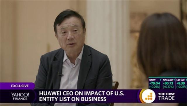 Ông chủ Huawei: Cấm chúng tôi là khởi đầu cho sự tụt hậu của Mỹ - Ảnh 1.