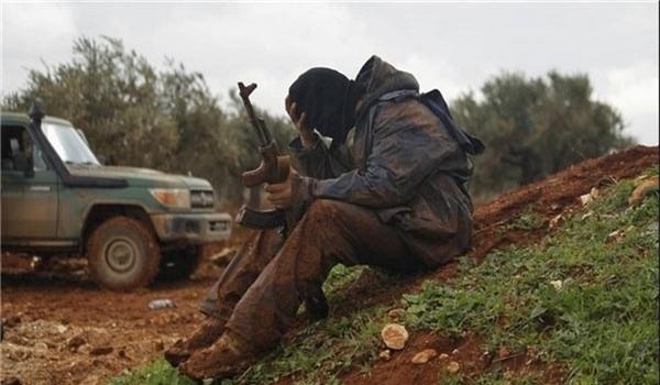 Hơn 40 chiến binh thánh chiến đã bỏ mạng sau cuộc tấn công vào các vị trí của quân đội Syria ở