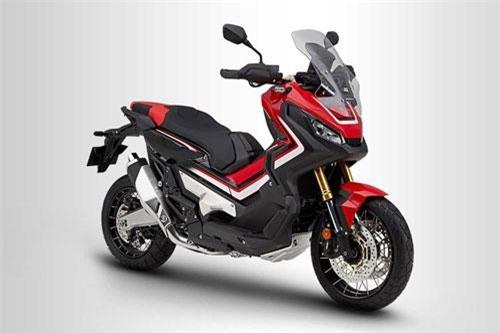10. Honda X-ADV 2019 (giá: 11.799 euro).