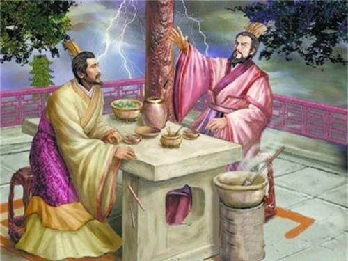 2 bữa cơm làm thay đổi cục diện Tam Quốc, cả 2 lần Tào Tháo đều bị qua mặt ngoạn mục - Ảnh 4.