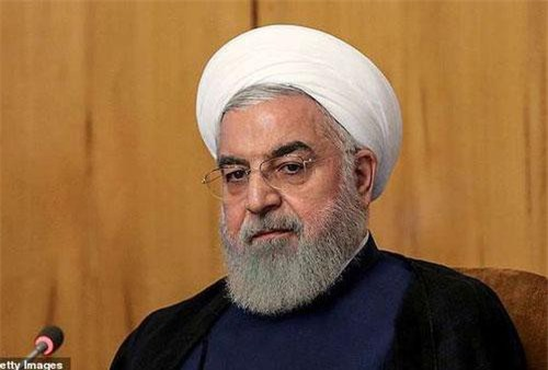 Tổng thống Hassan Rouhani (Ảnh: AFP)