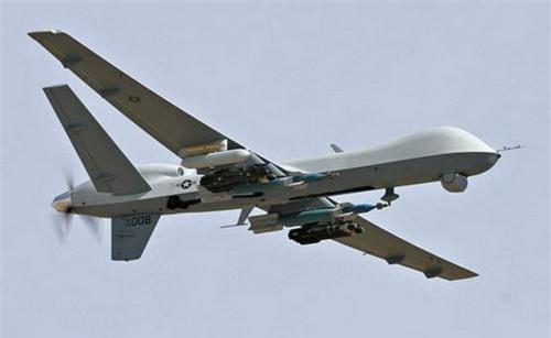Máy bay không người lái MQ-9 Reaper của Mỹ. Ảnh: Không quân Mỹ.