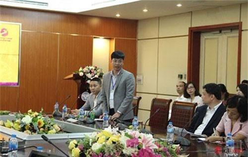 """Ông Hùng Trần, CEO Công ty Got It nhấn mạnh: """"Nguồn nhân lực chất lượng cao là yếu tố chính, quan trọng đểgiúp cho việc xây dựng được các công ty công nghệ""""."""