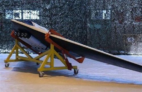 Một máy bay không người lái của Iran (Ảnh minh họa: Reuters)