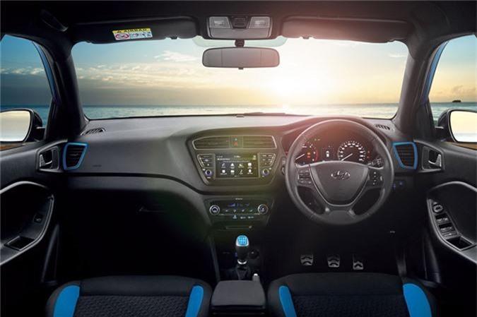 Kham pha xe hatchback Hyundai gia gan 300 trieu dong hinh anh 14