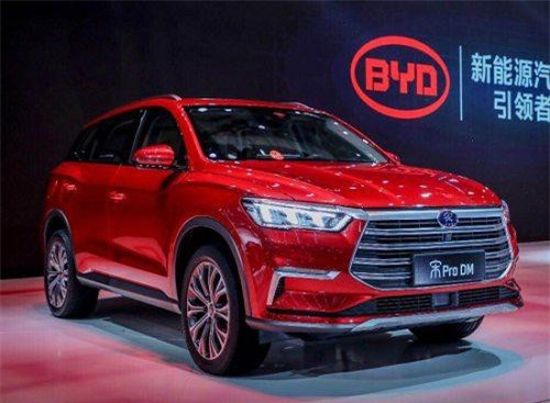 SUV BYD Song Pro