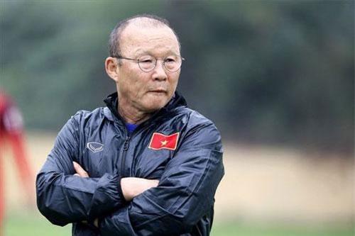 HLV Park Hang Seo sẽ đối đầu với những đối thủ rất mạnh tại vòng loại World Cup