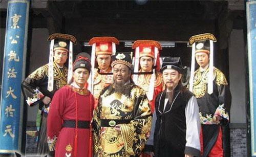 Dàn diễn viên phim Bao Thanh Thiên.