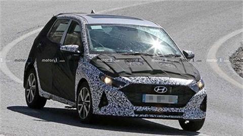 Hyundai Grand i10 2020.