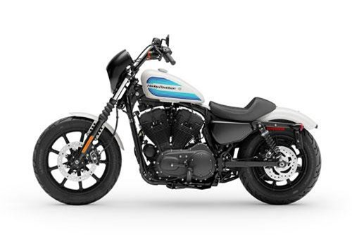 3. Harley-Davidson Iron 1200 2019 (giá: 9.999 USD).
