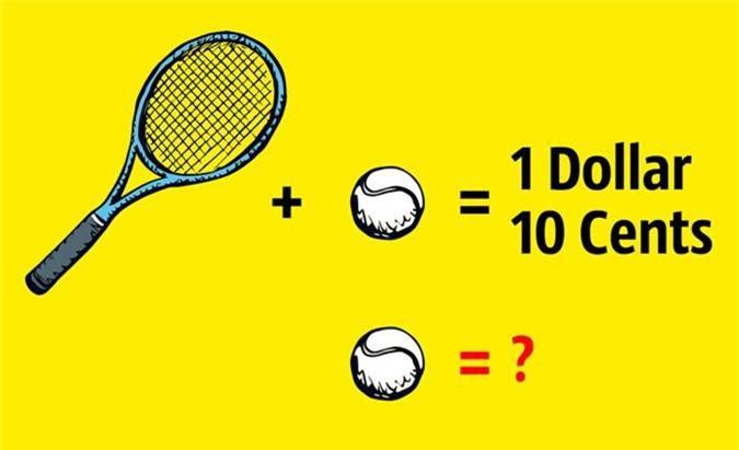 3 bài toán kiểm tra trí thông minh trong vòng 1 phút
