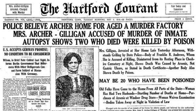 8 nữ sát nhân hàng loạt khét tiếng nhất trên thế giới, được mệnh danh là kẻ đồ sát đàn ông - Ảnh 4.