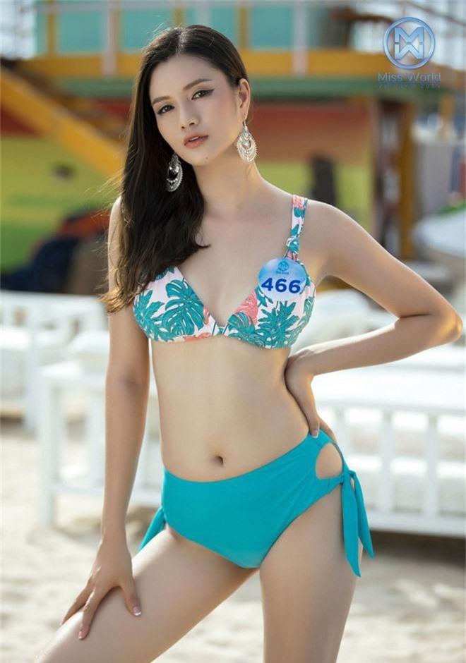 Mãn nhãn với bộ ảnh thí sinh Miss World Việt diện bikini, khoe body cực nóng bỏng trước thềm chung kết ngày 3/8 - Ảnh 2.