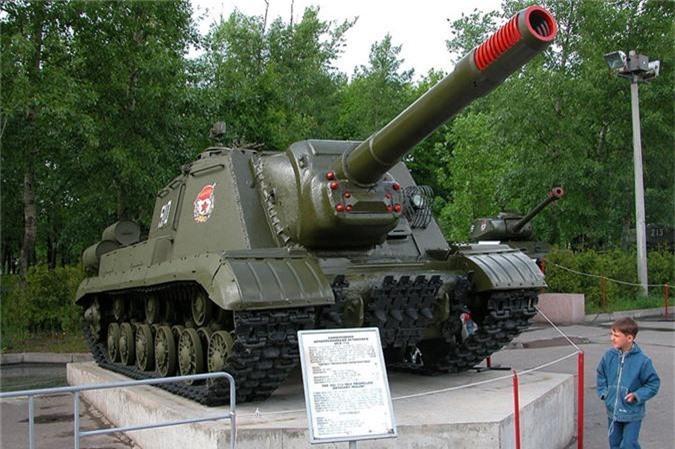 Do la su that: Nga hoi sinh phao tu hanh ISU-152 tru danh-Hinh-7