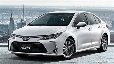 Toyota Corolla Altis thế hệ mới đẹp long lanh, giá chỉ từ 526 triệu đồng