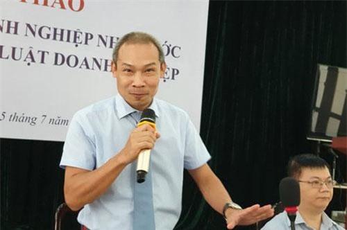 Ông Phan Đức Hiếu, Phó Viện trưởng CIEM.