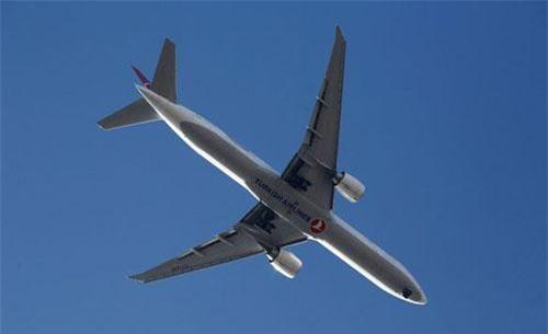 Một máy bay Boeing của hãng Turkish Airlines (Ảnh minh họa: Reuters)