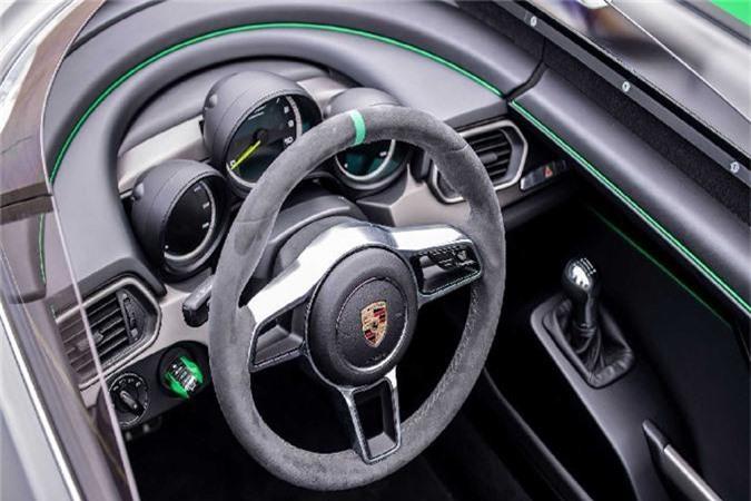 Chi tiet sieu xe Porsche hang hiem chi voi 1 cho ngoi-Hinh-3