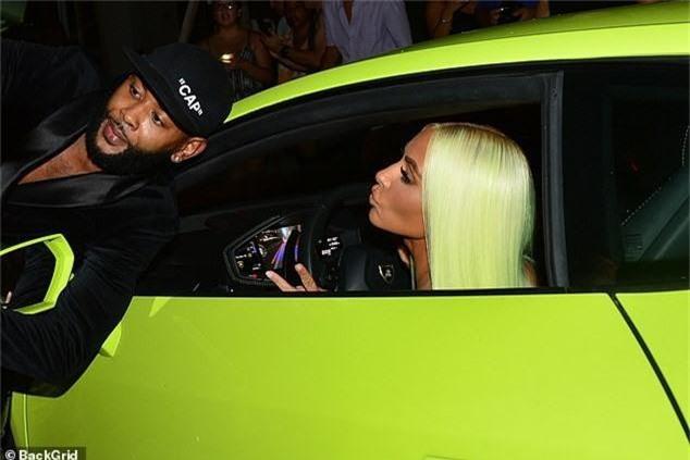 Hot lại hình ảnh Kim Kardashian để tóc chói lọi cùng tông siêu xe, ai ngờ lý do đằng sau lại ngôn tình sến súa đến vậy - Ảnh 2.