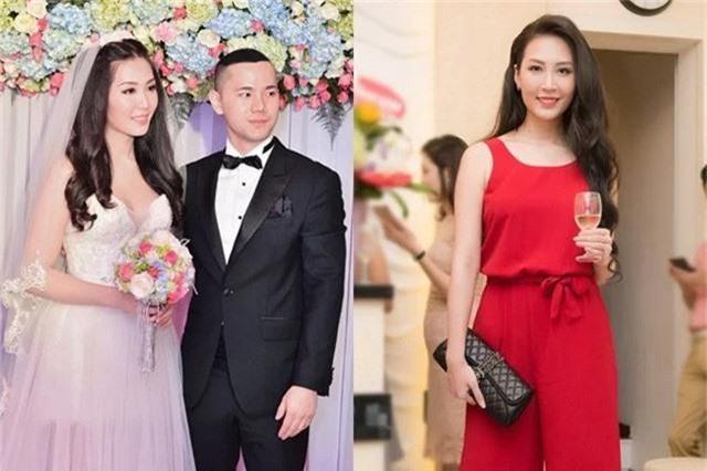 Thùy Trang cũng tập trung hoàn thành việc học sau giành ngôi Á hậu 2. Cuối năm 2013, á hậu kết hôn cùng ông xã doanh nhân Đông Cương và chuyển vào Sài Gòn định cư.