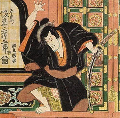 Ishikawa Goemon(?-1594) là một một ninja nổi tiếng, đồng thời cũng là đạo chích huyền thoại của Nhật Bản thời Sengoku.