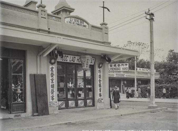 Anh doc ve hoi cho dau xao Ha Noi nam 1928-Hinh-10