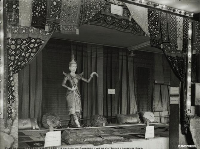 Anh doc ve hoi cho dau xao Ha Noi nam 1928-Hinh-16