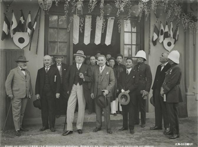 Anh doc ve hoi cho dau xao Ha Noi nam 1928-Hinh-18