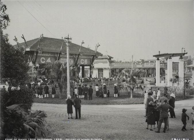 Anh doc ve hoi cho dau xao Ha Noi nam 1928-Hinh-9