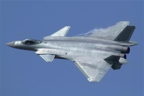 Tiêm kích tàng hình Chengdu J-20 của Trung Quốc. Ảnh: Sino Defence.