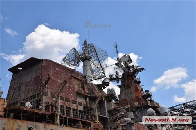Xot xa tuan duong ham Ukraine bi bo do hoang phe o… Ukraine-Hinh-3