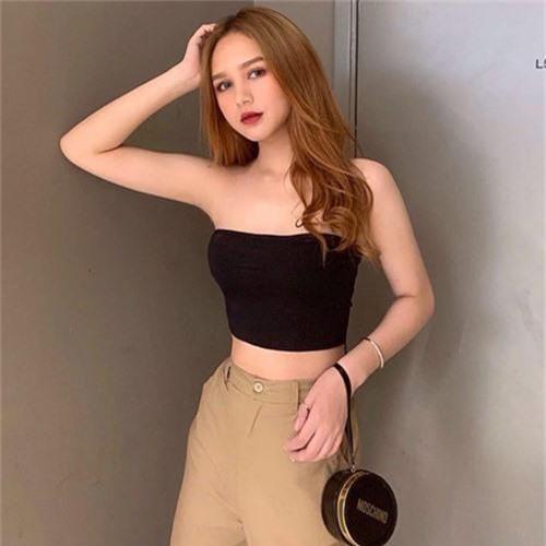 Hot girl 2K2 so huu mat xinh, body goi cam ngo la gai Tay-Hinh-2