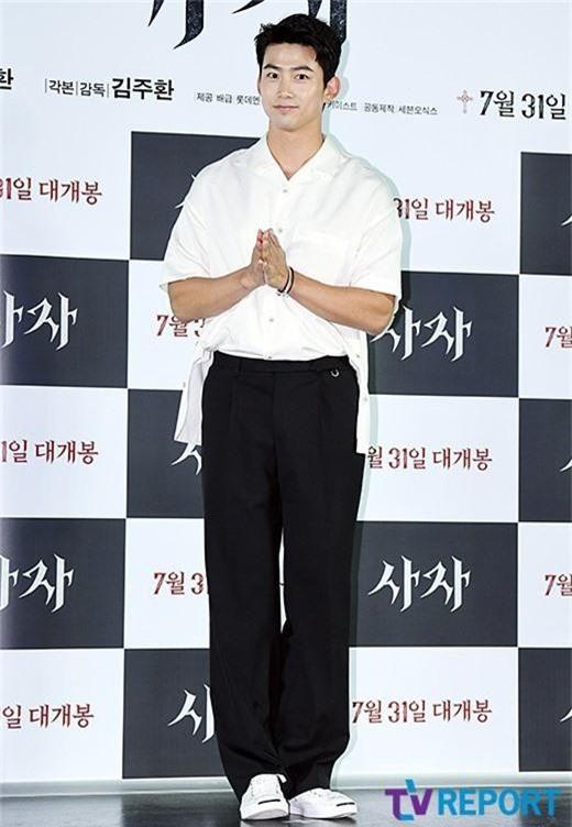 Sự kiện VIP hội tụ 30 sao khủng: Park Seo Joon mời V (BTS), tài tử Hậu duệ mặt trời, Kí sinh trùng và toàn mỹ nhân - Ảnh 15.