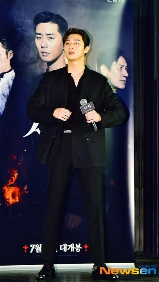 Sự kiện VIP hội tụ 30 sao khủng: Park Seo Joon mời V (BTS), tài tử Hậu duệ mặt trời, Kí sinh trùng và toàn mỹ nhân - Ảnh 2.