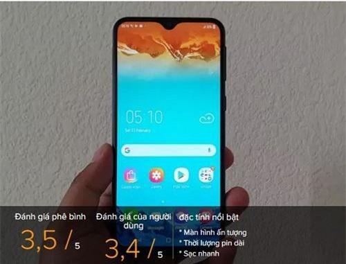 Samsung Galaxy M20s được cho là đang trên đường có pin 5,830 mAh